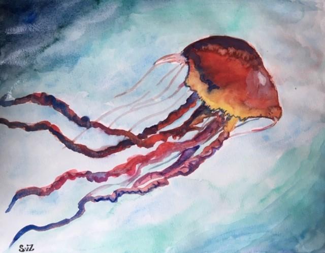 A6kaart, Kwal, oceanlife, Waterkunst